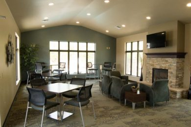 Woodsview Clubhouse Tables and Chairs
