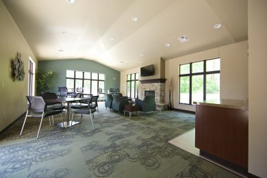 Woodsview Clubhouse